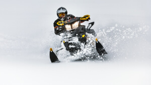 How to Rebuild a Snowmobile Steering System