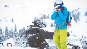 Replacing Snowmobile Helmets